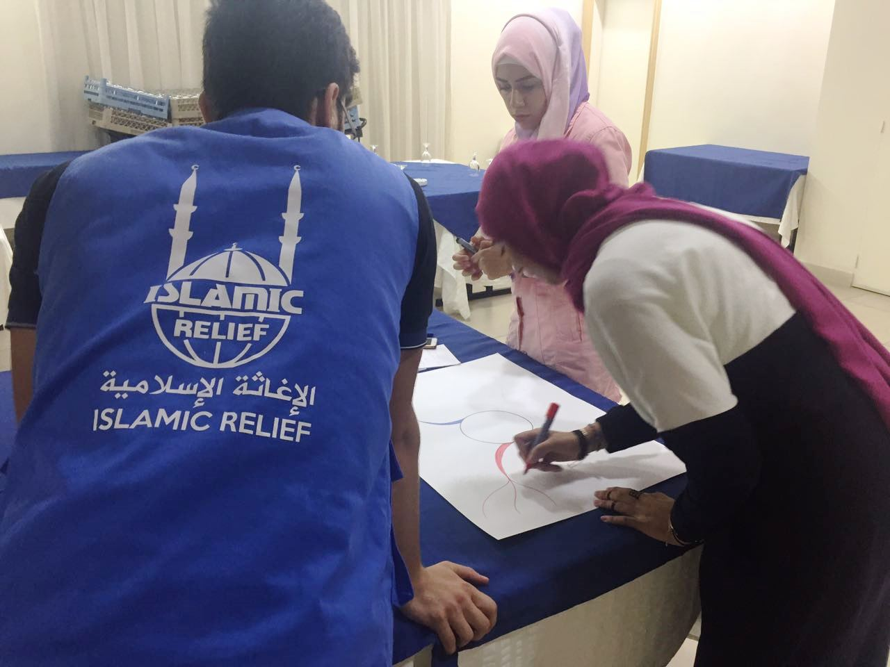 Active Learning - Islamic Relief
