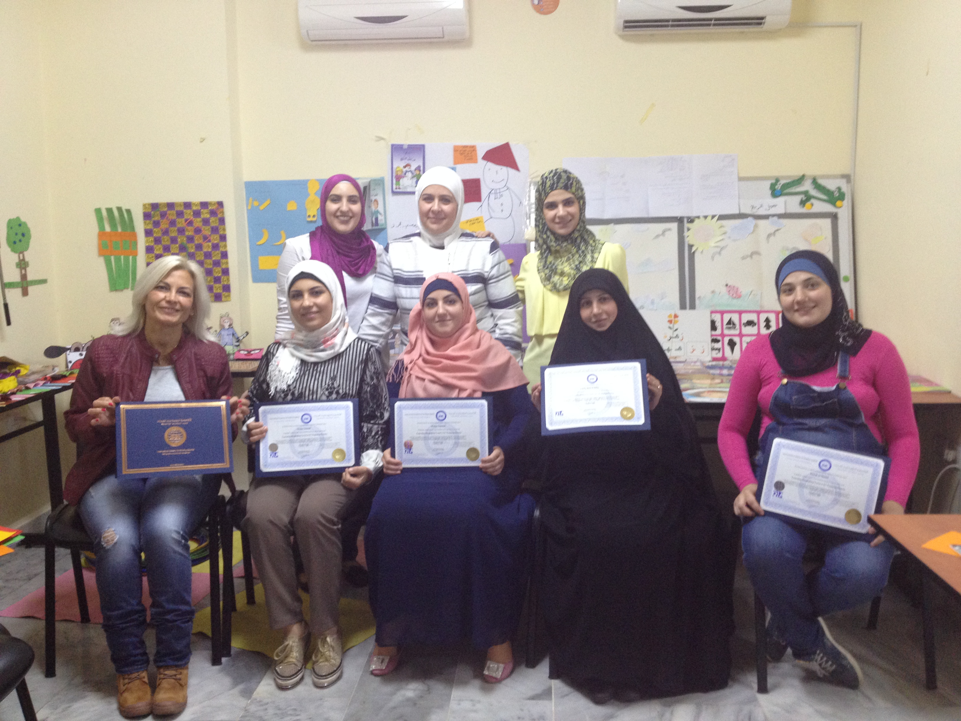 Learning Difficulties - Level 2 in Beirut